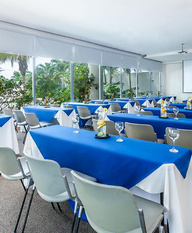 Meeting room Sonesta Hotel Cartagena Cartagena