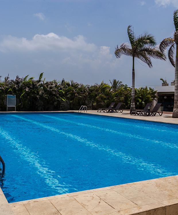 Swimming pool Sonesta Hotel Cartagena Cartagena